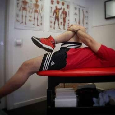 Músculos flexores de cadera