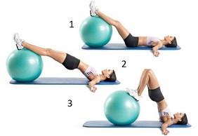 ejercicios fortalecer isquiotibiales