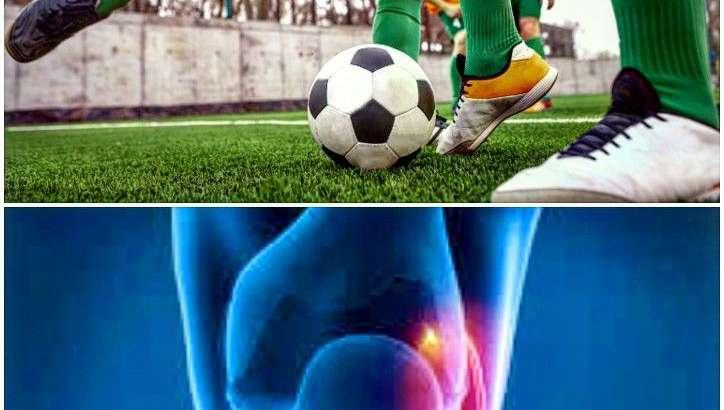 Esguince del ligamento lateral interno de la rodilla